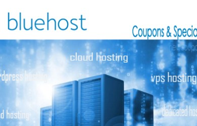 bluehost special promo codes