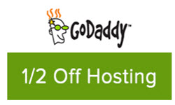 godaddy 50off hosting coupon