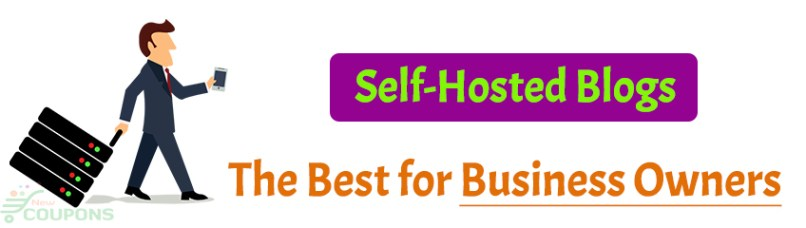 Why Self-Hosted Blogs are Best for Business Blogging