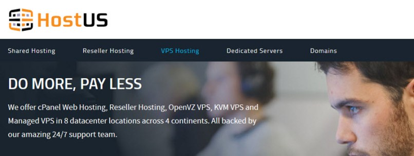 HostUs.Us Special Offers - 25% off VPS, 20% off Shared Hosting