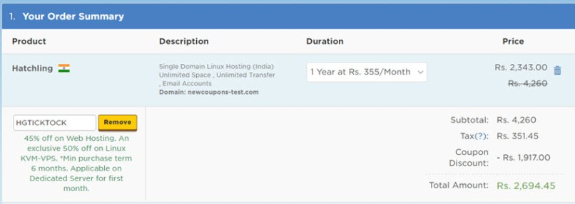 HostGator India Flash Sale: Save 45% Hosting, 50% VPS