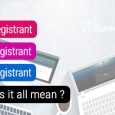 about Domain Registrant, Registrar, Registry