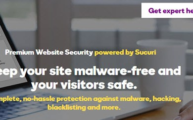 godaddy website security service