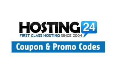 hosting24 promo code & coupons