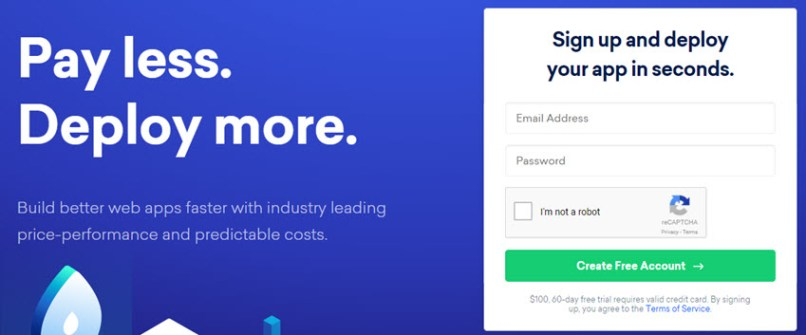 Digitalocean Free VPS Trial With 100$ Credit