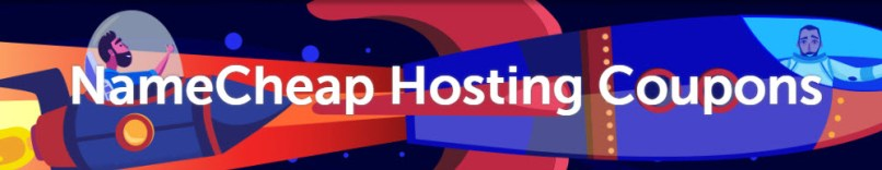 50% OFF | $1 NameCheap Hosting Coupon April 2020