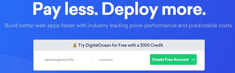 4 Ways To Get Free VPS On DigitalOcean