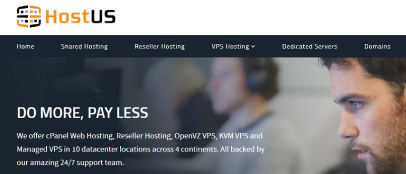 HostUS US/UK/ASIA VPS Hosting Offers - As low As $16/Year