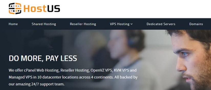 HostUS US-UK VPS Specials - Starting at just $16/Year
