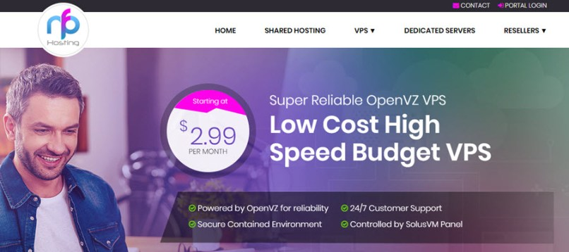 NFPHosting LIFETIME Offers - $15/Yr VPS 1GB Ram 1CPU DDOS Protected