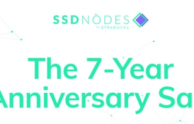 SSDNodes 7-Year Anniversary Sale - up to 92percent off