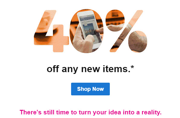 GoDaddy New Coupon - Save Up To 40% Off Your Order