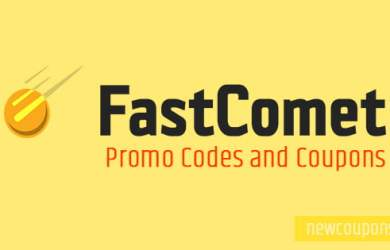 90% OFF FastComet Promo Code On September 2020