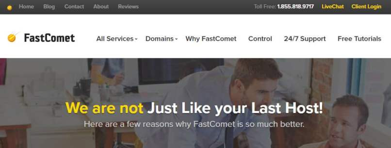 How to get Free Hosting at FastComet Without Credit Card