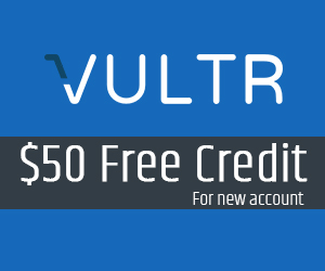 Get Free $50 at Vultr