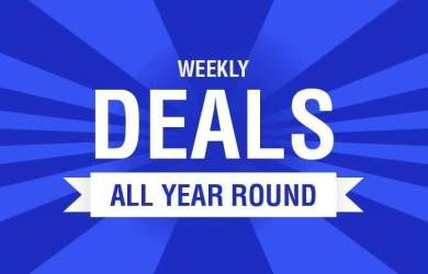 DEAL OF THE WEEK AT GREENCLOUDVPS