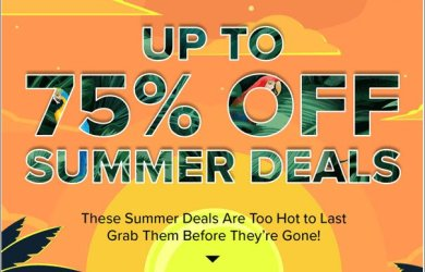 StackSocial Top Summer Deals - Up to 98% Off