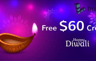 linode diwali free $60 credit