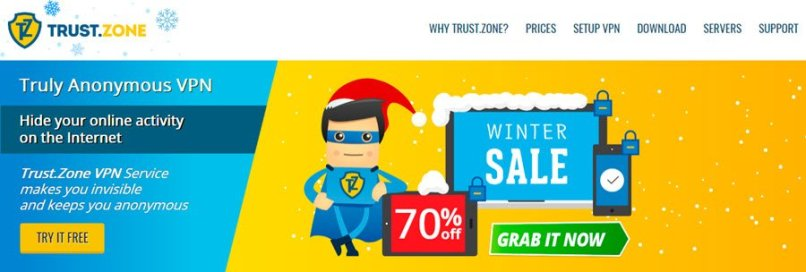 80% OFF Trust.Zone Promo Code On September 2020