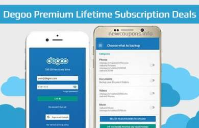 DEGOO CLOUD LIFETIME PROMO CODE