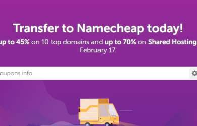 namecheap domain transfer week offer
