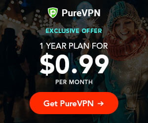 PureVPN $0.99 Promo