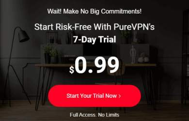 purevpn 7 day trial account for 99 cent