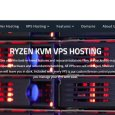 HostUS Ryzen NVMe KVM VPS Offers