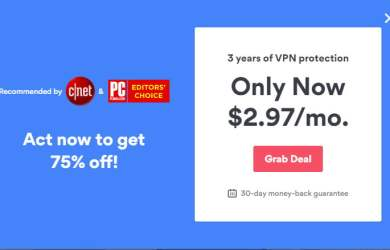 Nordvpn 75% OFF 3-Year Plan