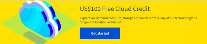 OVH - Free $100 Cloud Credit For New Accounts