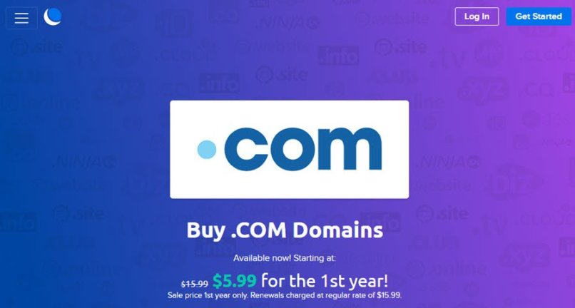 Register .COM For $5.99 At DreamHost - Free Whois Privacy