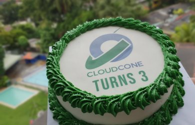 CLOUDCONE 3RD BIRTHDAY SALES – 2GB KVM VPS FOR $2.99