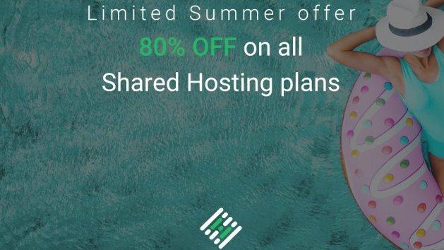 StableHost Summer Offer - Save 80% Web Hosting