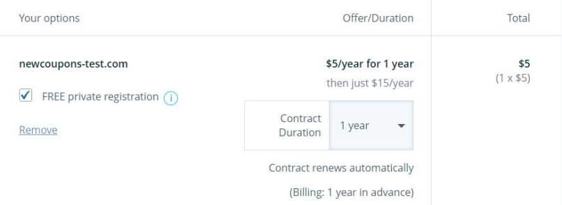 .COM Registrations & Transfers At IONOS For $5 Each
