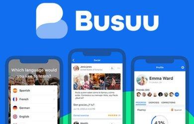 busuu lifetime discount promo code