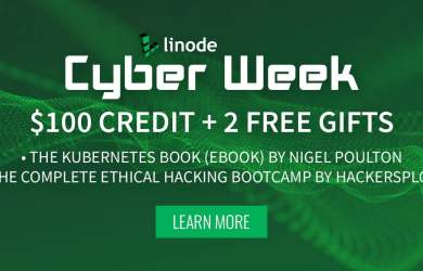 linode cyber week sale 2020