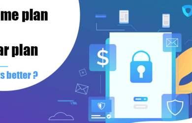 Ivacy Lifetime Plan & 5-Year Plan Comparison