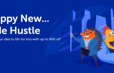 NameCheap New Year 2021 Sale