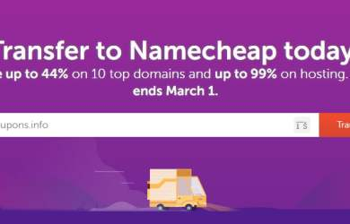 namecheap domain transfer week 99 off domain hosting