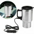 500ML Electric In-Car Travel Heated Mug for $41