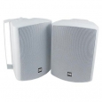 Dual LU53PW 5.25 inch Indoor/Outdoor 3-Way Dynamic Loudspeakers - White for $99