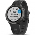 Garmin FORERUN645MS Forerunner 645 Music Running Watch - Black / Slate for $449