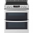 LG LTE4815ST 7.3 Cu. Ft. Stainless Double Oven Electric Range for $2,499