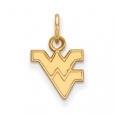 NCAA 14k Gold Plated Silver West Virginia U. XS Charm or Pendant for $30