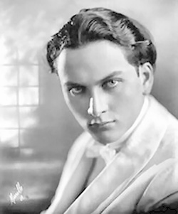 Manly P. Hall self image