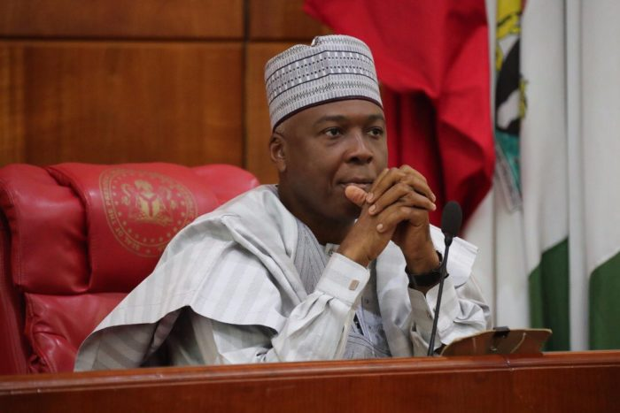 Image result for Saraki is the biggest loser in 2019 elections, says BMO