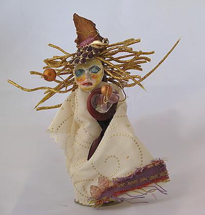 Doll by Cynthia Swan