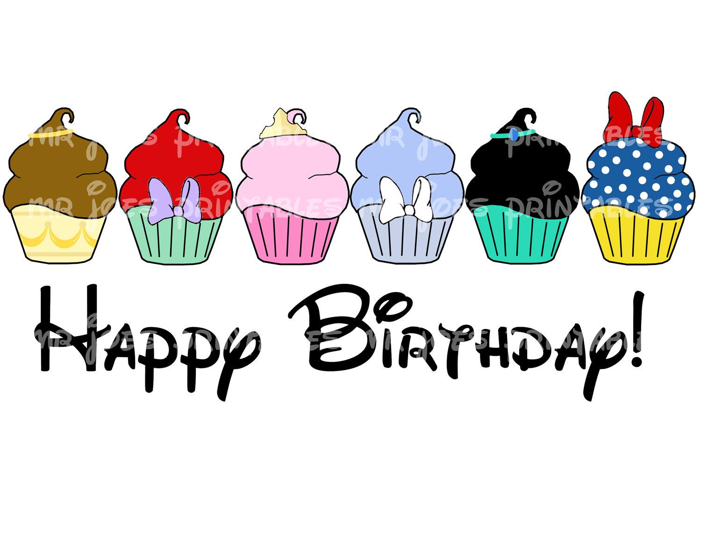 14 Happy Birthday In Disney Font Images