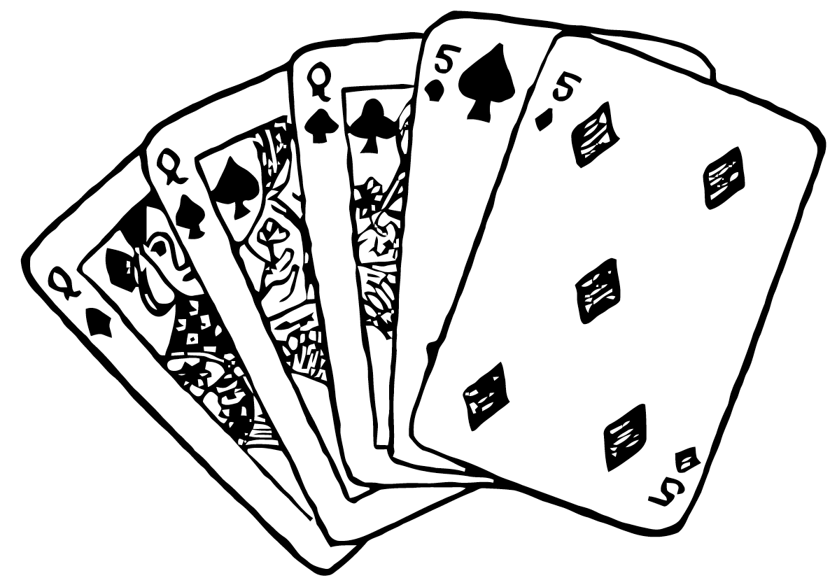 19 Playing Cards Art Vector Free Images