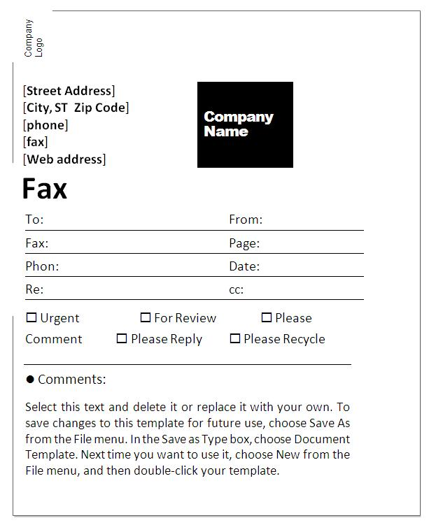 To identify the sender, supply get in touch with details and inform regarding the receiver. 15 Cover Page Template Word 2010 Images Cover Page Template Word Fax Cover Sheet Template Word 2010 And Fax Cover Sheet Template Word 2010 Newdesignfile Com